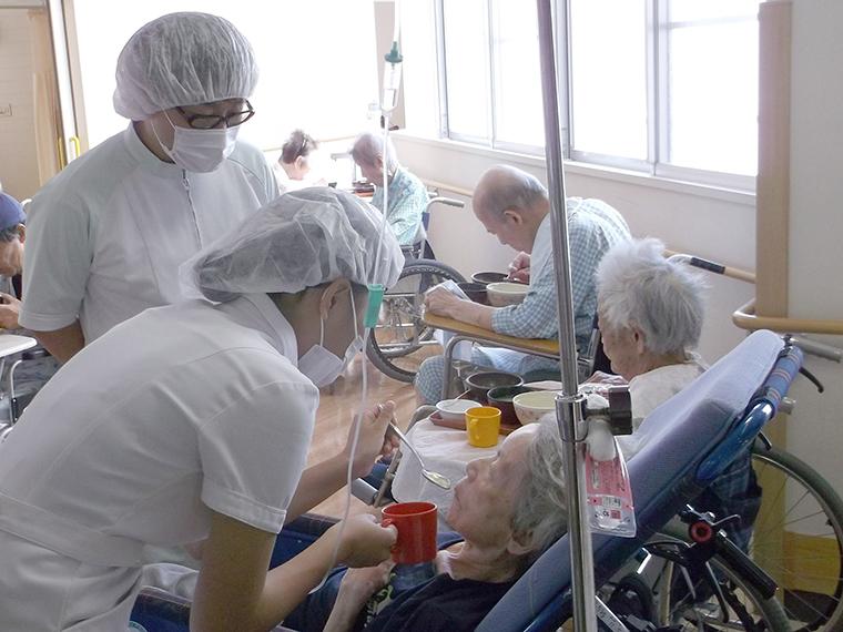 看護師一日体験